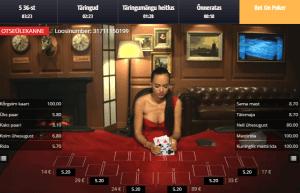 Olybet Live kasiino