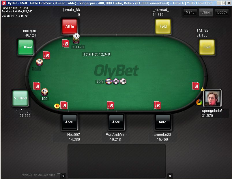 Olybet: Get a 500 Euro bonus code | PokerNews