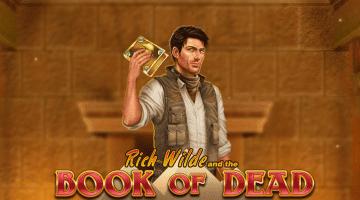 Book of Dead slotikas annab terve nädala vältel sadu tasuta keerutusi