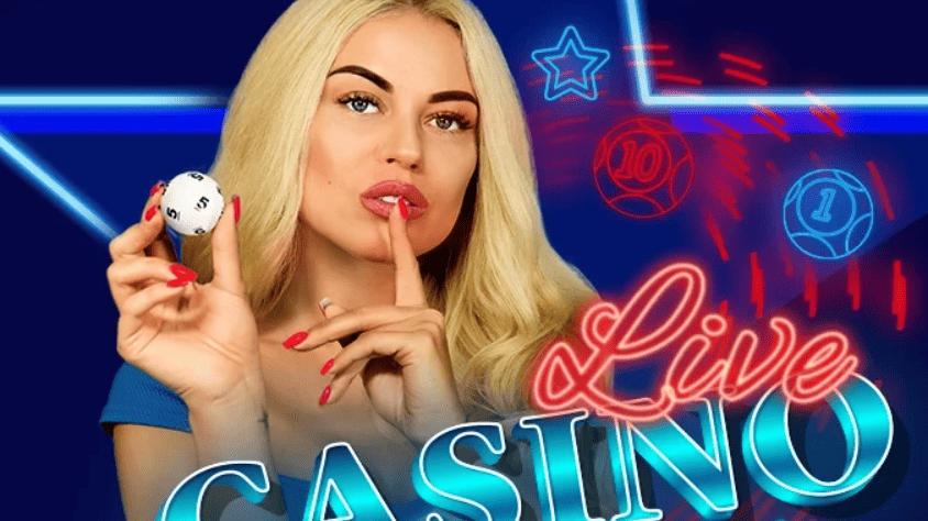OlyBet live-kasiino kampaania auhinnad rabavad jalust