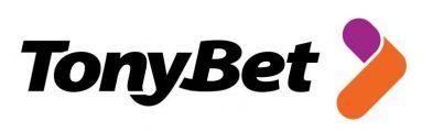 TonyBet – 100% boonus kuni 200€ + 50 tasuta spinni