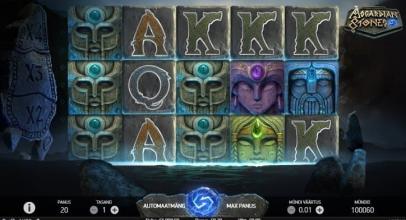 Asgardian Stones slotikas hullutab mängijaid Pafis
