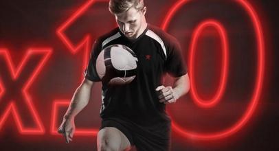Jalgpalli MM superkoefitsient: panusta & saa 10x võit!