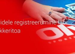 OlyBeti pokkeriturniiridele saab registreeruda pokkeritoas
